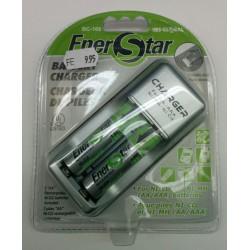 Chargeur de batterie et batterie