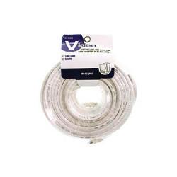 Câble coaxial RG59 100 pieds