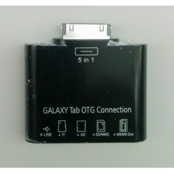 Adapteur pour tablette Samsung Galaxy TAB