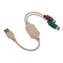 Adapteur de câble USB à PS/2