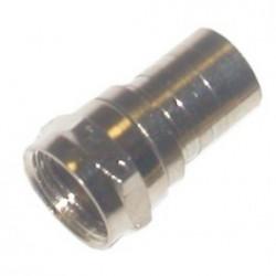 Connecteur coaxial RG59
