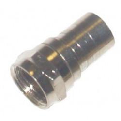 Connecteur coaxial RG6