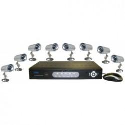 Système de caméra de surveillance